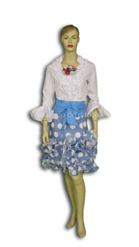 de338834f Faldas cortas de señora - Vestuario de danza ®